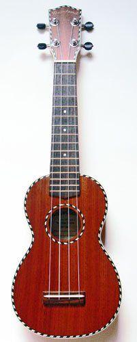 Classic Mahogany Soprano - Mainland Ukuleles