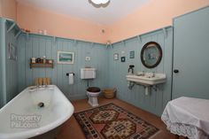 The Old Rectory, 20 Donaghendry Road, Stewartstown, Cookstown #bathroom