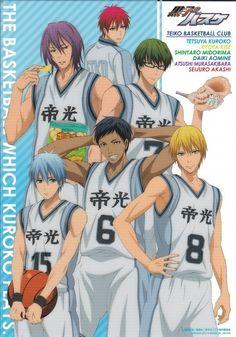 /Kuroko no Basket/#1730625 - Zerochan