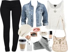 """"""":)"""" by liveforamoment ❤ liked on Polyvore"""