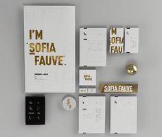 Sofia Fauve Branding