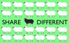 Share Different