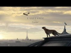 L'Odyssée de #Cartier | Cartier creates epic #ad to celebrate 165-year #heritage | March 2, 2012 | #brand #branding #advert #advertising #jewel #jewellery #beauty #elegance #viral #movie #videos