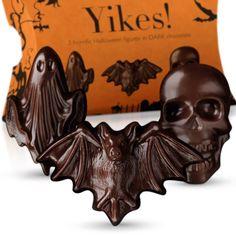 Halloween chocs