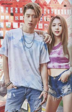 J.Seph and Jiwoo