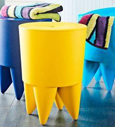 Diseño: taburete Bubu de Phillipe Starck | Via Rosario - Noticias y Entretenimientos