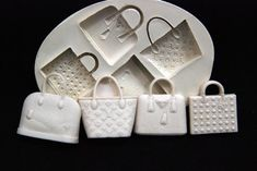 Items similar to Luxury bag SET Silicone Mold Mould Sugarcraft Candle Soap Chocolate Polymer Clay Melting Wax Resin Tools Ornament Handmade on Etsy Fondant Molds, Cake Mold, Soap Molds, Silicone Molds, Chocolate Fondant Cake, Biscuit, Cake Decorating Tools, Decorating Supplies, Polymer Clay Jewelry