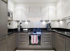 Grey White Kitchen Design Ideas Photos Inspiration Rightmove Home