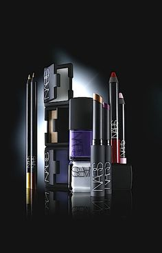 Makeup Preview: NARS Fall 2013 Color Collection: Lip Pencils, Purple, Nail Polish, EyeShadow, Pochette, Tutorial