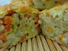 Bolinho de Arroz de Forno - Veja mais em: http://www.cybercook.com.br/receita-de-bolinho-de-arroz-de-forno.html?codigo=77632