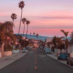 #beautiful #sunset #weekend #america #carifornia #losangeles #usa #girlsdriving #journey #travel #summer #weekendvibes
