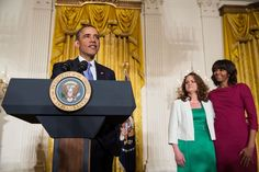 President Obama Hosts a Celebration of Womens History Month at the White House