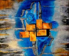 Abstracto 15 Mirta Benavente Buenos Aires Argentima