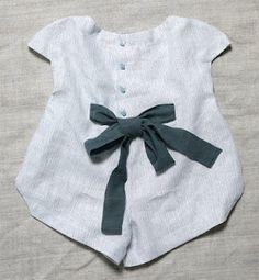 little sailor jumpsuit / muku
