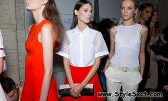 Women Fashion Week Review Style Sections