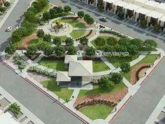 6 Useful Tips For Any Landscape Design – Home Dcorz Plans Architecture, Landscape Architecture Drawing, Landscape Design Plans, Park Landscape, Urban Landscape, Urban Design Plan, Plaza Design, Urban Park, Parking Design