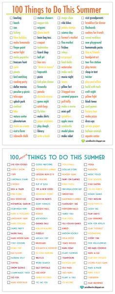 summer lesson plans for preschool
