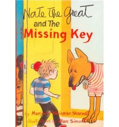 (story)time: Nate the Great and the Missing Key   third story(ies)