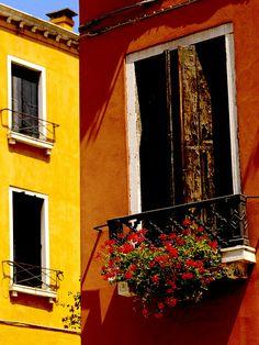 Venice colors    Venice Italy    © Eric Lafforgue