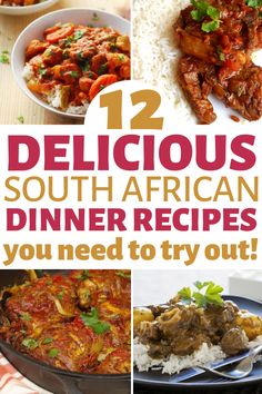Best South African Indian food recipes that are full of flavour, spicy and incredibly satisfying. These curry, chutney, mince, and fish dishes make the. South African Dishes, South African Recipes, Mexican Food Recipes, Africa Recipes, Mince Dishes, Food Dishes, Curry Mince Recipe, Braai Recipes, Oven Recipes