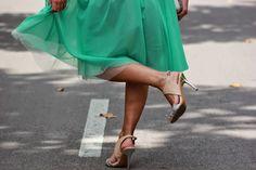 Miss trendy Barcelona: Falda carrie