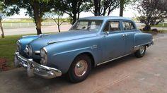 1950 Studebaker Land Cruiser, and yes it is! 53K original miles $4000