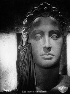 Antinéa, dans le film de Georg Wilhelm Pabst - L'Atlantide