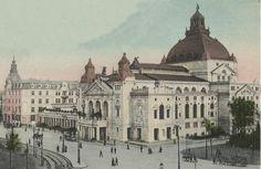 Schauspielhaus 1906