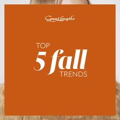 With a new season comes new trends. It's natural to feel the shift in the season and get the itch to change your look. Here are five hair trends we love for the Fall season. Fall Trends, New Trends, Lilac Color, Color Pop, Crimping Iron, How To Tie Ribbon, Crimped Hair, Soft Waves, Great Lengths