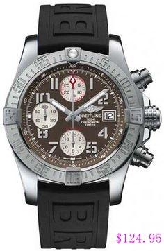7f8ea6d32de Alta calidad replica Breitling Avenger II reloj A1338111 F564