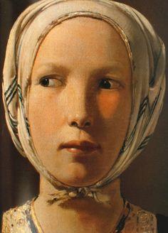 The Fortune Teller (detail). Purportedly by Georges de La Tour though there are some who think that it may be a modern forgery. Still a nice painting. Caravaggio, Renaissance Kunst, L'art Du Portrait, Rembrandt, Art Plastique, Face Art, Figurative Art, Tour, Art History