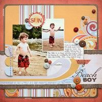 A Project by GooPea from our Scrapbooking Gallery originally submitted 03/02/12 at 09:12 AM