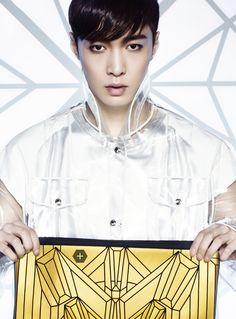 #EXO Lay MCM BIONIC SERIES