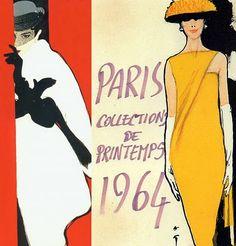 The Magic of Fashion Illustrations & My Favorite Illustrators – Rene Gruau…