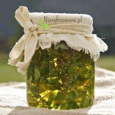 Oregano oil/ olejek z Oregano - przepis Nutrition Guide, Health And Nutrition, Magic Herbs, Oregano Oil, Polish Recipes, Health And Beauty Tips, Canning Recipes, Natural Medicine, Healthy Baking