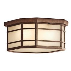 View the Kichler 9811 3 Light Ceiling Fixture from the Crosett Collection at LightingDirect.com.