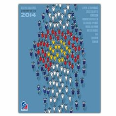 USA Pro Challenge Official Icon Poster - Click to enlarge