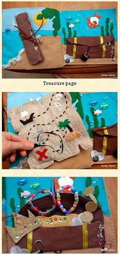 quiet book @ http://schaertalents.blogspot.it/2012/06/ocean-quiet-book.html