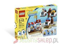 Lego SpongeBob  W Świecie Rękawicy 3816