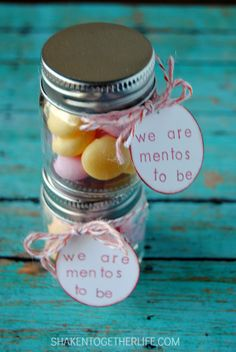 We are Mentos to Be Valentine Gift by echkbet