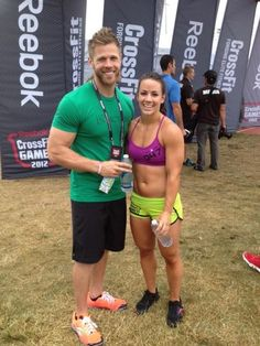 dave & camille (crossfit games 2012)