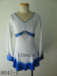Nice custom Figure skating Competition dress
