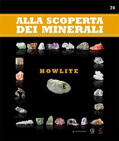Howlite #minerale #edicola #collezione