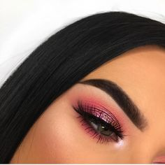 Love this Glam!! ✨ @jazzayling wearing #nyxcosmetics Ultimate Brights Palette for her look! ✨link in bio+ 20% OFF! #hbbeautybar