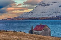 Iceland-Seyðisfjörður-farm - Pinned by Mak Khalaf Seyðisfjörður a fjord skillfully carved by the ice age glacier is distinguished by excellent harbour facilities and Norwegian heritage. Travel winterfjörðurICELANDSeyðisfjörður2017THOMASHMITCHELL.COMTHOMAS H. MITCHELL IMAGESEastern fjörðurIcealand EasternIceland fjörðurFARM on fjordur by thomashmitchell