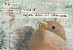 Troubled birds