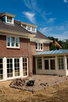Nieuwbouw jaren '30 villa in Baarn | Bouwbedrijf Tom van Garderen Baarn