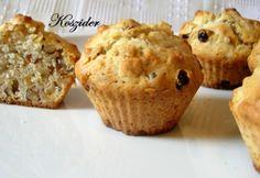 Püspökkenyér-muffin