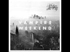 ▶ Vampire Weekend   Ya Hey   Modern Vampires of the City - YouTube