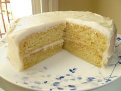 The Pastry Chef's Baking: Buttercup Golden Layer Cake